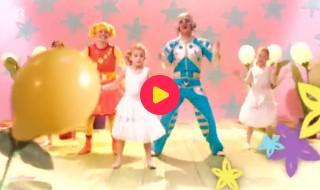 Kaatjes Tralalaatjes: De wereld rond met Kaatje - videoclip