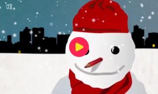 Boris en Binti: Boris in de sneeuw