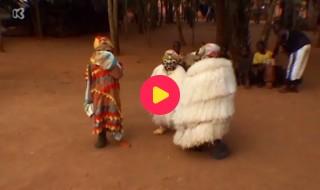 De wereld rond met kaatje: Benin
