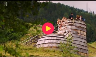 De wereld rond met Kaatje: Oostenrijk