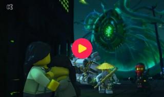 Ninjago - Masters van Spinjitsu: Vervloekte wereld - deel 2