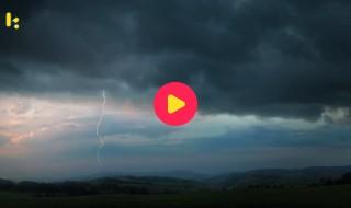 natuur: onweer