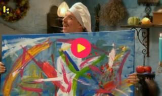 Prinsessia: Madeliefje kunstschilder