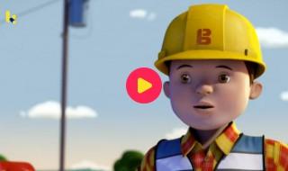 Bob de bouwer: De boomhut van Saffie
