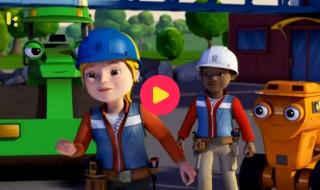 Bob de bouwer: Scoop zaait paniek