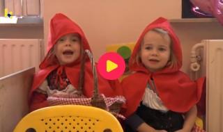 Kids: roodkapje