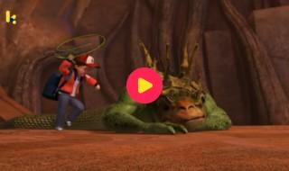 Peter Pan: Laat mama met rust
