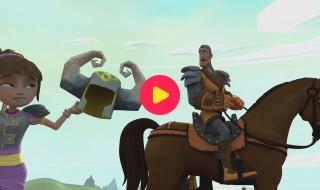 Mijn ridder en ik: Reeks 1 - Aflevering 8