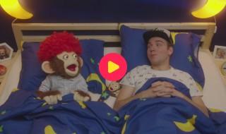 In bed met Olly: Dylan Haegens - Pruik