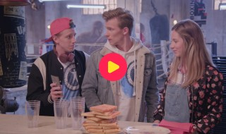 Campus 12: Reeks 1 - Aflevering 53: Let's get the party started