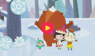 Emmy & GooRoo: Sneeuwvogel