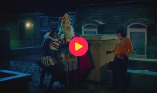 Dag Sinterklaas met AD: Aflevering 18 - Fietsen op de daken