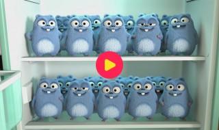 Grizzy en de lemmings: Reeks 1 - Aflevering 3