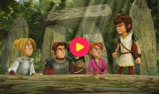 Arthur en de kinderen van de ronde tafel: Aflevering 15