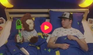 In bed met Olly: Dylan Haegens - Merch