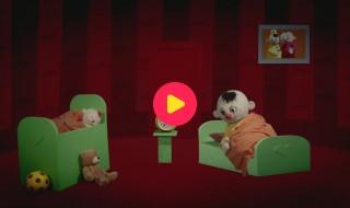 Bumba clip: Bumba naar bed