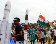 Karrewiet: India onderweg naar de maan