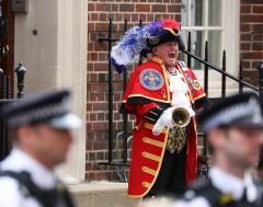 Karrewiet: Britse prins geboren