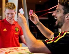 Karrewiet: Voetbalmemory met Kevin en Dries