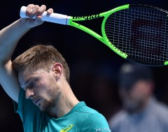 Karrewiet: Goffin verliest tegen Dimitrov
