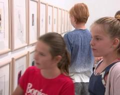 Karrewiet: In Gent zijn kinderen de kunstkenners