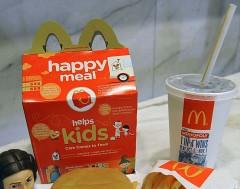 Karrewiet: Gezondere McDonald's?