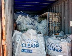 Karrewiet: The Ocean Cleanup vist eerste lading plastic uit oceaan