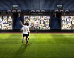 Karrewiet: Voetbalsupporters kunnen club virtueel aanmoedigen