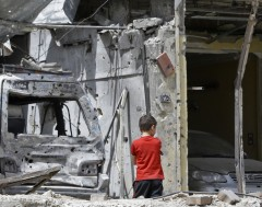 Karrewiet: Start conferentie Syrië
