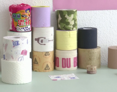 Karrewiet: Duitse vrouw heeft 800 rollen wc-papier