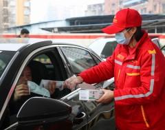Karrewiet: Chinese steden deels afgesloten door virus