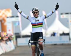 Karrewiet: Van Aert en Cant opnieuw kampioen