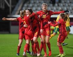 Karrewiet: Red Flames stunten opnieuw tegen Litouwen