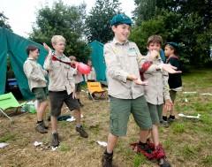 Karrewiet: Scouts trekken naar de VS!