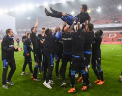Karrewiet: Club Brugge kampioen