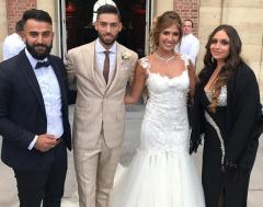 Karrewiet: Yannick Carrasco is getrouwd!