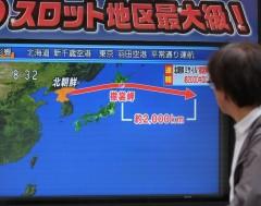 Karrewiet: Noord-Korea lanceert alweer een raket