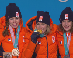 Karrewiet: Nederland = schaatsland