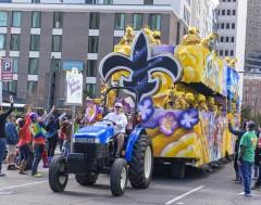 Karrewiet: Mardi Gras in New Orleans (en bij ons!) 2018