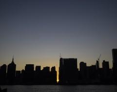 Karrewiet: New York in het donker