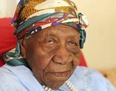 karrewiet: oudste mens ter wereld overleden