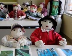 Karrewiet: In dit Japanse dorpje wonen heel veel poppen