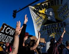 Karrewiet: Protesten in de VS lopen uit de hand