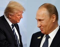 Karrewiet: Trump ontmoet Poetin