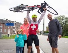 Karrewiet: Op 6 dagen door 16 landen fietsen