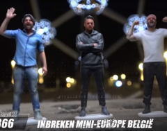 Karrewiet: Youtubers breken in bij Mini-Europa