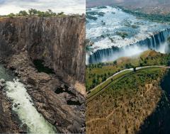 Karrewiet: Bekende Afrikaanse watervallen drogen uit