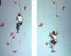 Karrewiet: Zo snel mogelijk omhoog tijdens het WK klimmen