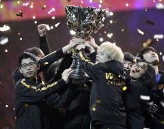 Karrewiet: China wint WK-finale League of Legends