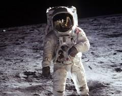 Karrewiet: 50 jaar geleden: de eerste man op de maan